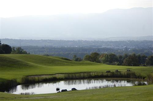 Découvrez les photos du Golf et country club de Bossey