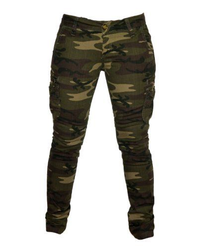 cipo baxx damen cargohose cargo hose r hre camouflage. Black Bedroom Furniture Sets. Home Design Ideas