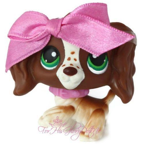 lps brown dog littlest - photo #25