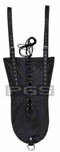 Love arm muff bondage leather