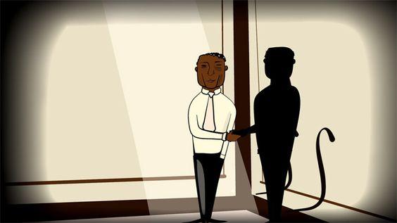 """L'entrevue: Racisme dans une entrevue pour un job.  Voir aussi """"Interaction"""" 9e ed. p. 367-368"""