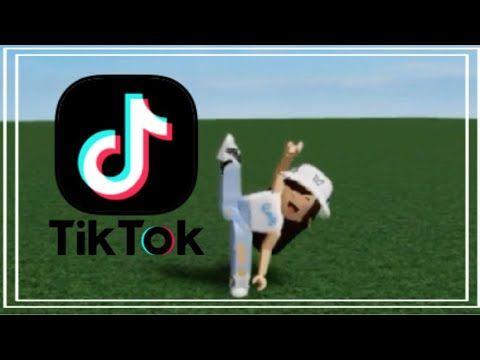 Tiktok Dances But In Roblox Youtube Roblox Dance Just Dance