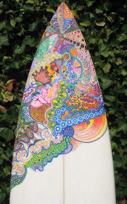 Amazing surfboard <3
