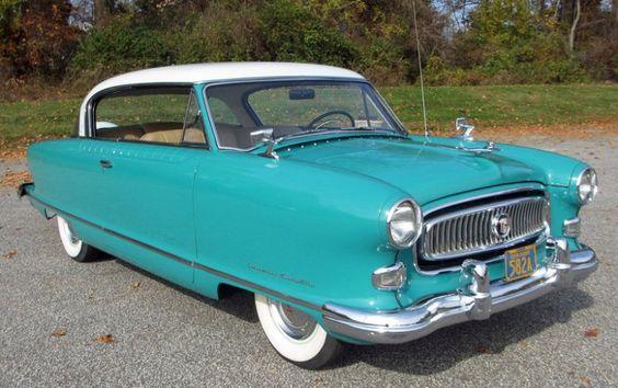 1954 Nash Statesman Coupe