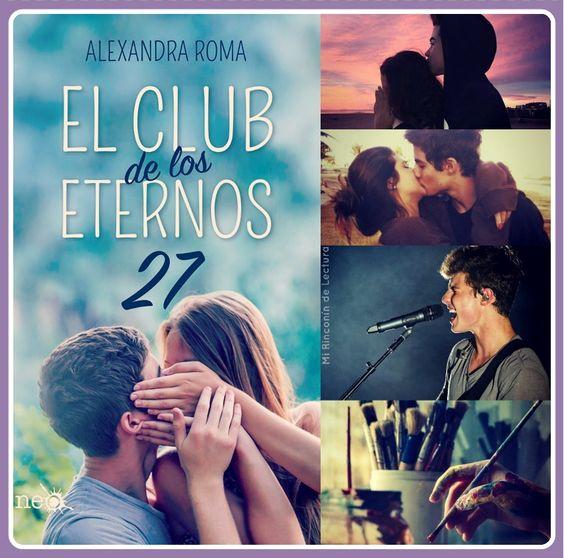 El club de los eternos 27 FanArt