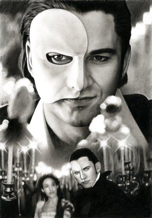 I LOVE Phantom of the Opera!!!!!!!!!!!
