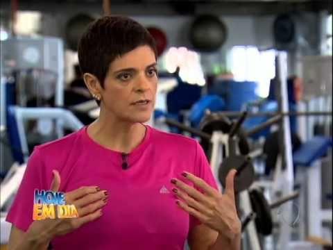 Ex obesa perde 76 kg sem remédio ou cirurgia