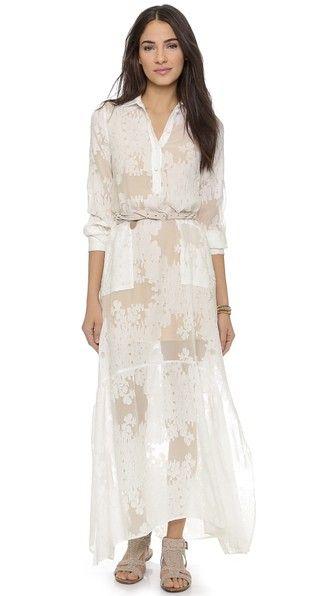 For Love & Lemons Breezy Maxi Dress $282