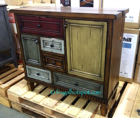 Bayside Furnishings Accent Cabinet. #Costco #FrugalHotspot | Furniture |  Pinterest | Costco, Extra Storage And Storage