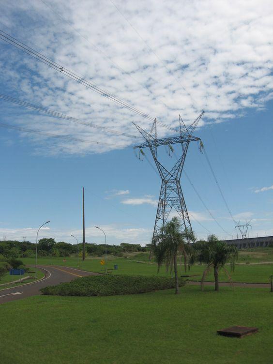 As belezas singulares da Hidroelétrica de Itaipú!