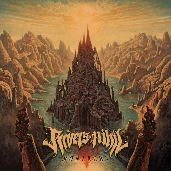 "Rivers of Nihil​ Offer Full Album Stream of ""Monarchy""  Available August 21st Via Metal Blade Records  ""Monarchy"" is not only their darkest record to date, but their most dynamic, atmospheric and powerful"" - 9/10 Outburn Magazine  ""Monarchy"" is the gold standard for extreme, technical, progressive, and passionate death metal right now, and it probably won't change any time soon."" -Heavy Blog is Heavy"
