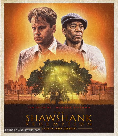 The+Shawshank+Redemption+movie+cover | Home Theatre ...