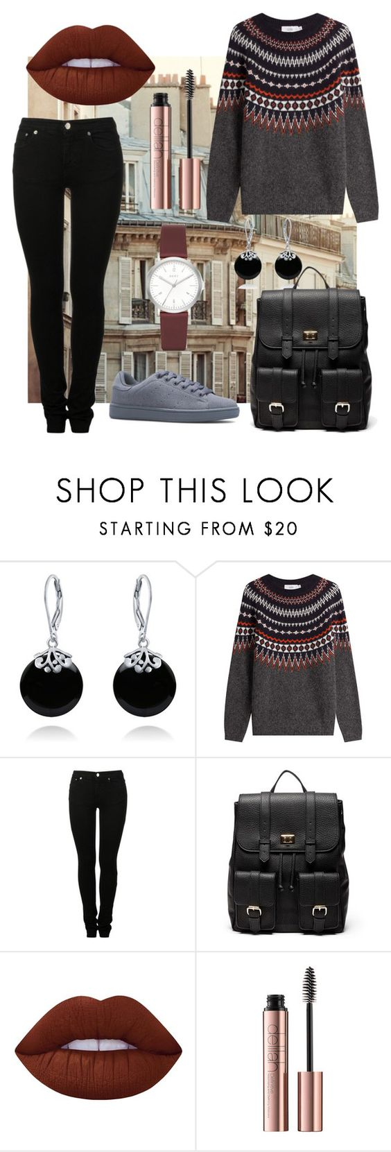 """""""Winter is coming."""" by just-lea on Polyvore featuring Bling Jewelry, Closed, MM6 Maison Margiela, Sole Society, Lime Crime and DKNY"""