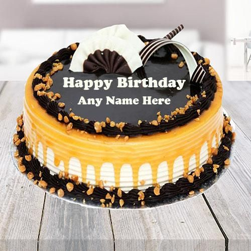 Happy Birthday Wishes For Brother Cake Pic With Name Online Wishe