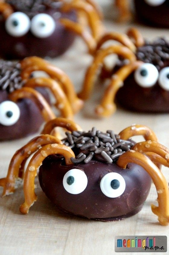 For kids eggs and halloween party on pinterest for Creative ideas for halloween treats