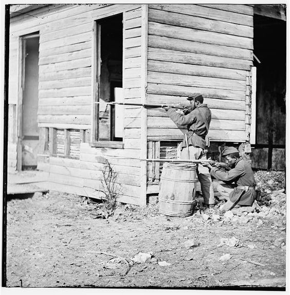 African American soldiers in the Union Army, US Civil War