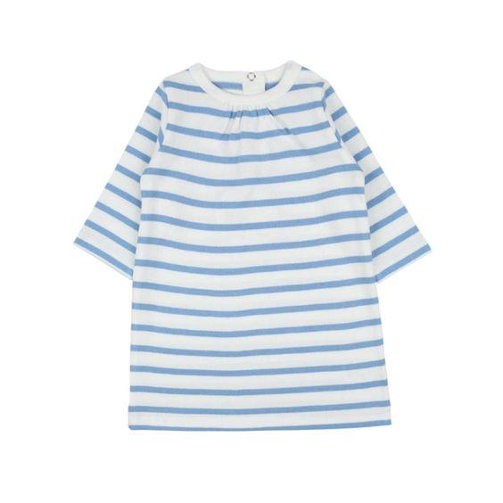 PETIT BATEAU BÉBÉ Baby - CYCLADES Sailor dress