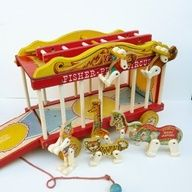 Fisher Price circus....still have it...still has all the parts too!