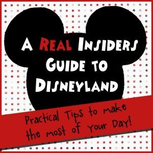 REAL tips and PRACTICAL information that will help you make the most of your day at Disneyland. A must read if you are planning a trip!