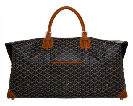Goyard.   (excuse me while I wipe the drool from my chin)
