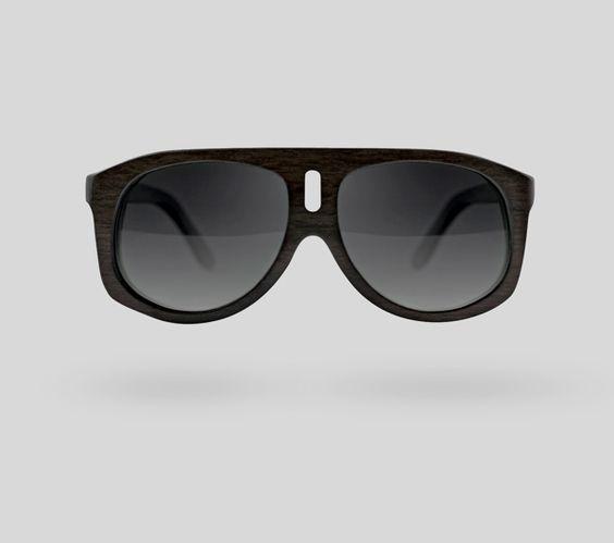 Palo Wood Sunglasses on Behance