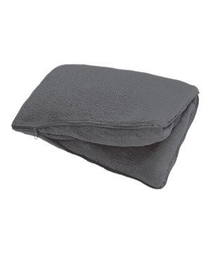 Love this Charcoal Wellrest® Convertible Traveler by Perfect Fit Industries on #zulily! #zulilyfinds