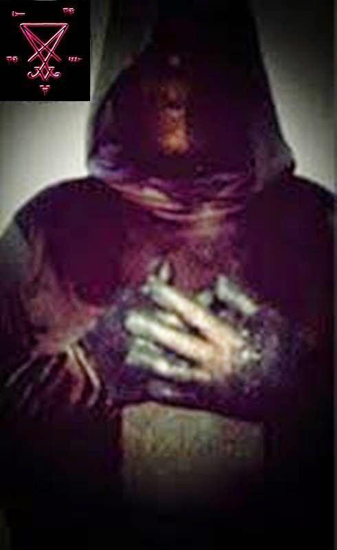 Lúcifer é o Senhor e Mestre.: Deixe Lúcifer entrar em sua vida.