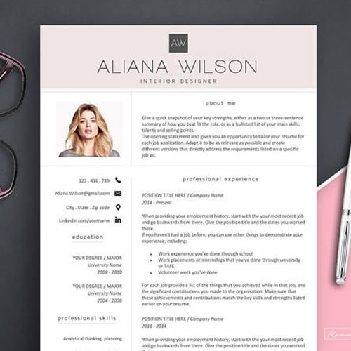 Resumes To Download For Every Personality And Purpose Resumes Bossbabe Acting Resume Resume Resume Template