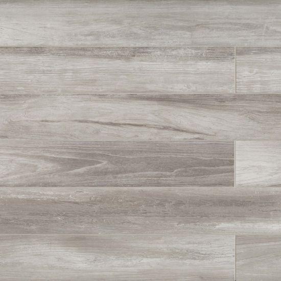 Shine 8 X 48 Floor Wall Tile In Grey In 2020 Wood Look Tile