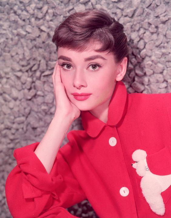 Audrey Hepburn, el icono Vogue