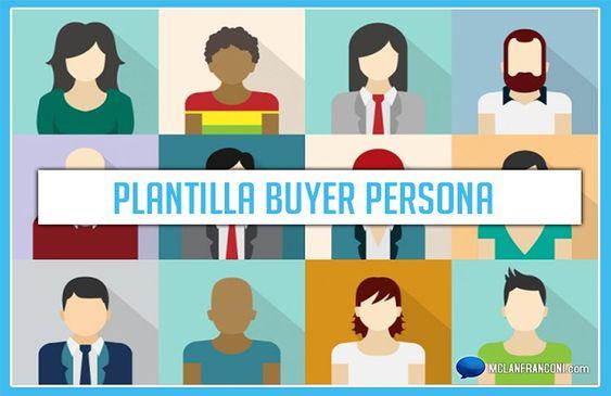 Aprende cómo crear un Buyer Persona y descarga la plantilla gratuita en Powerpoint para poder hacerlo. Imperdible e ideal para marketeros