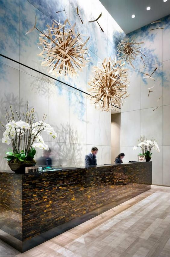 World s best hotel lobby designs receptions toronto and for Hotel lobby design trends