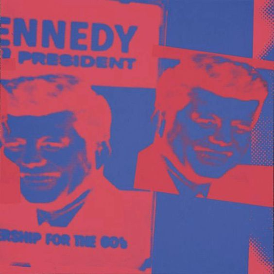 Andy Warhol - Flash - November 22, 1963 (JFK)   1stdibs.com