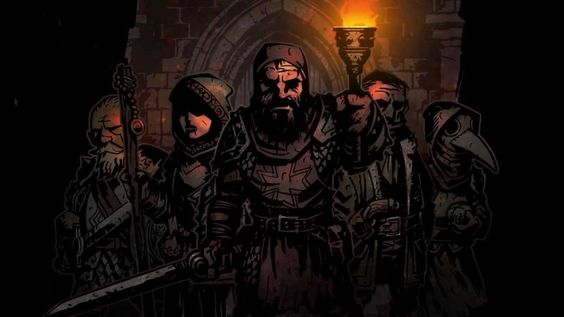 """This is the trailer to the game """"Darkest Dungeon."""" The animation style, the art style, the atmosphere, the mood, and the cinematography are all I hope to capture."""