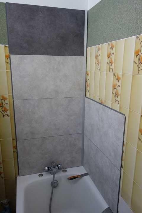 Comment Renover Une Salle De Bain Avec Des Dalles Dumawall Comment Renover Une Salle De Bain Renovation Salle De Bain Et Relooking Salle De Bain
