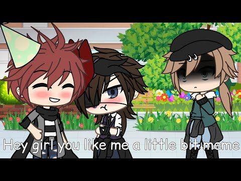Hey Girl You Like Me A Little Bit Meme Michael Afton X Ennard Enncael Youtube Afton Anime Fnaf Fnaf Drawings