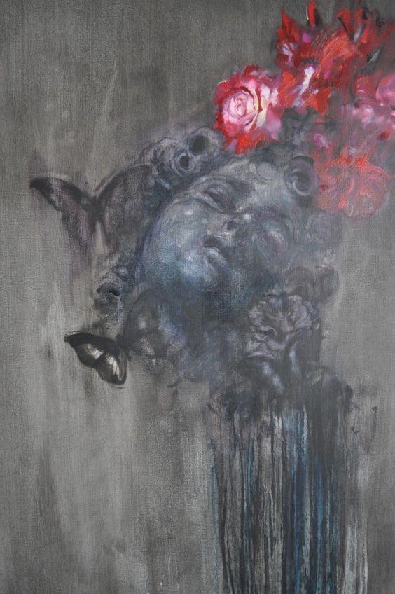 Modern artists and art on pinterest for Modern baroque art