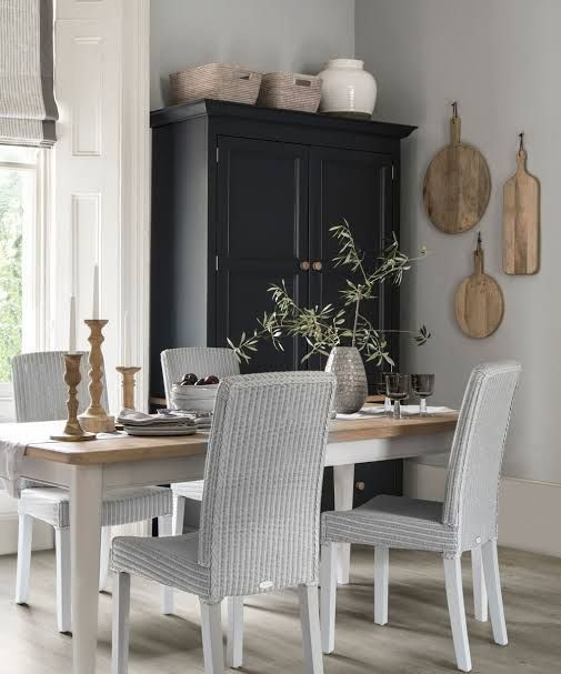Dining Room Ideas Grey Walls Dining Room Art Ideas Dining Room Accessories Ide Accessories Art In 2020 Grey Dining Room Black Dining Room Dining Room Accessories