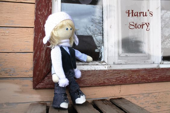 Larme: Haru's Story