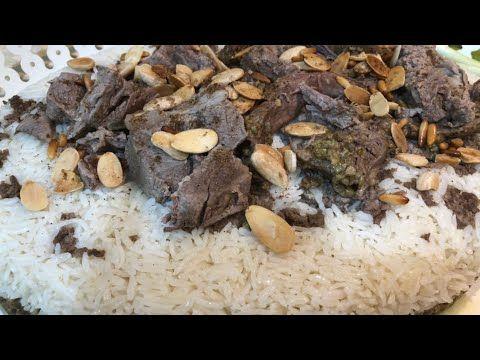 طبخ رز طويل مخلوط برز قصير مفلفل ولاأطيب وطبخ الفريكه على الأصول مع تميز كتحضير وتقديم دلال حناوي Youtube Stuffed Mushrooms Vegetables Rice