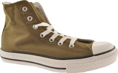 Converse Children's Chuck Taylor All Star Specialty Hi Canvas Sneakers,Olive,12 M US Converse. $29.95