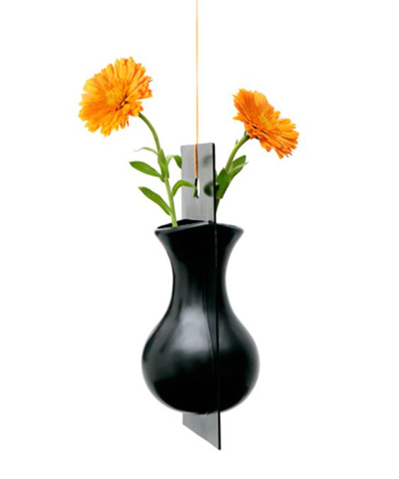 Dangling Wall Flowers - Natural Gadgets Collection - Dot & Bo