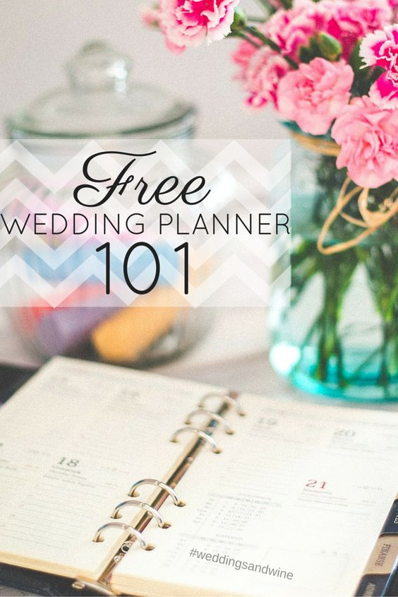 FREE WEDDING PLANNER DOWNLOAD | Need a little organization for all your wedding plans? Check out the best & most up to date FREE resources that you can use to build and create a beautiful planner of your very own! Easy to follow, step-by-step instructions will help you get organized quickly.