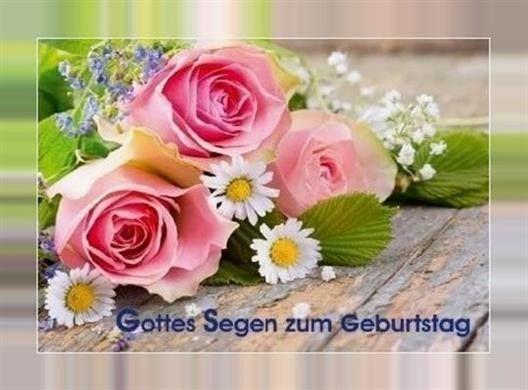 Geburtstag Bilder Whatsapp Kostenlos Gottes Segen Zum Geburtstag