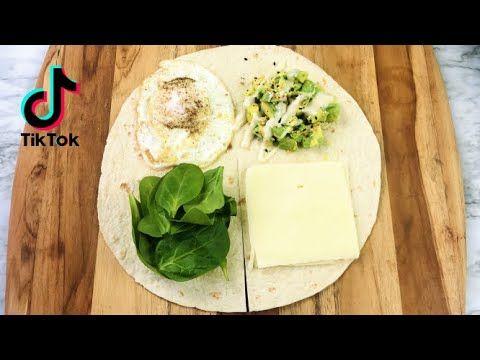 Tiktok Tortilla Wrap Hack Life Changing Tik Tok Tortilla Wrap Hack Breakfast Wrap Hack Youtube In 2021 Breakfast Wraps Tortilla Wraps Yummy Lunches