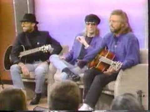 Bee Gees - Interview 1993 - Part 2
