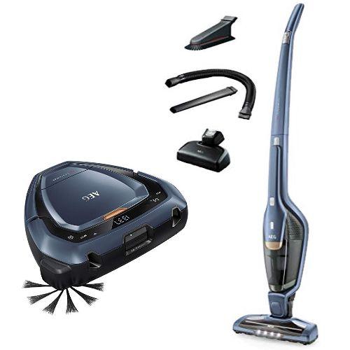 29 Reduziert Aeg Saugroboter Rx9 1 Ibm Mit Akku Handstaubsauger Cx7 Home Appliances Aeg Vacuum Cleaner