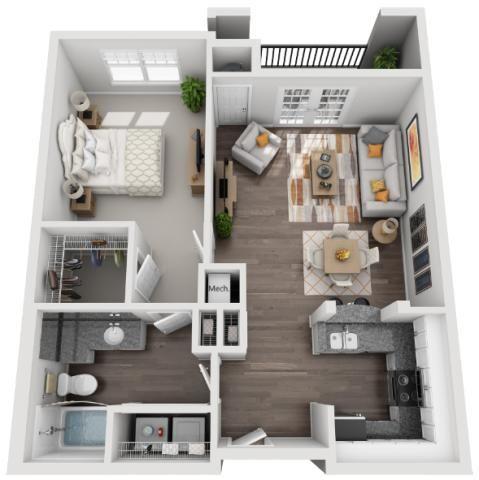 Savannah Midtown Apartments Apartment Communities Urban Apartment Home Tech