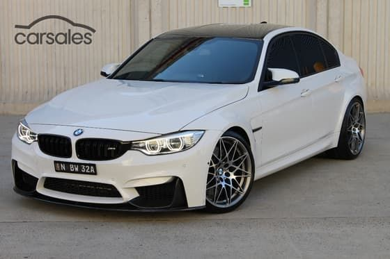 F80 Lci Competition Sedan 4dr M Dct 7sp 3 0tt In White Bmw M3 Bmw Cars For Sale