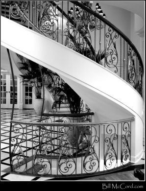 Arched Stairs